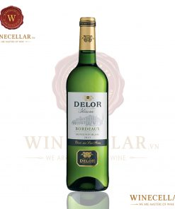 Delor Bordeaux Blanc