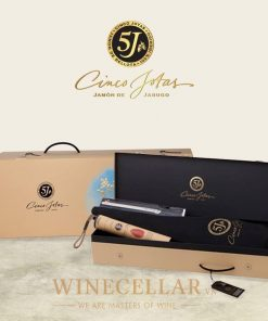 Đùi Lợn Muối Cinco Jotas Celebration Gift Set