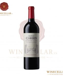 Chateau Corbin 2014 Bordeaux Red Blends from St. Emilion, Bordeaux, France