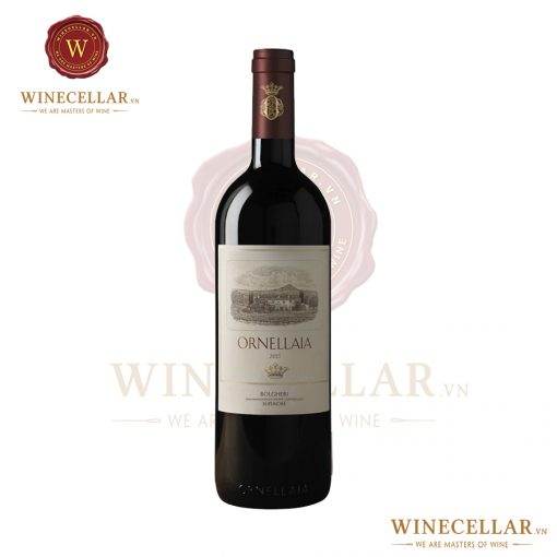 Ornellaia 2015, Super Tuscan