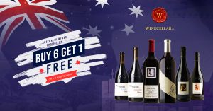 Promotion Australia Wines Buy 6 get 1 Free